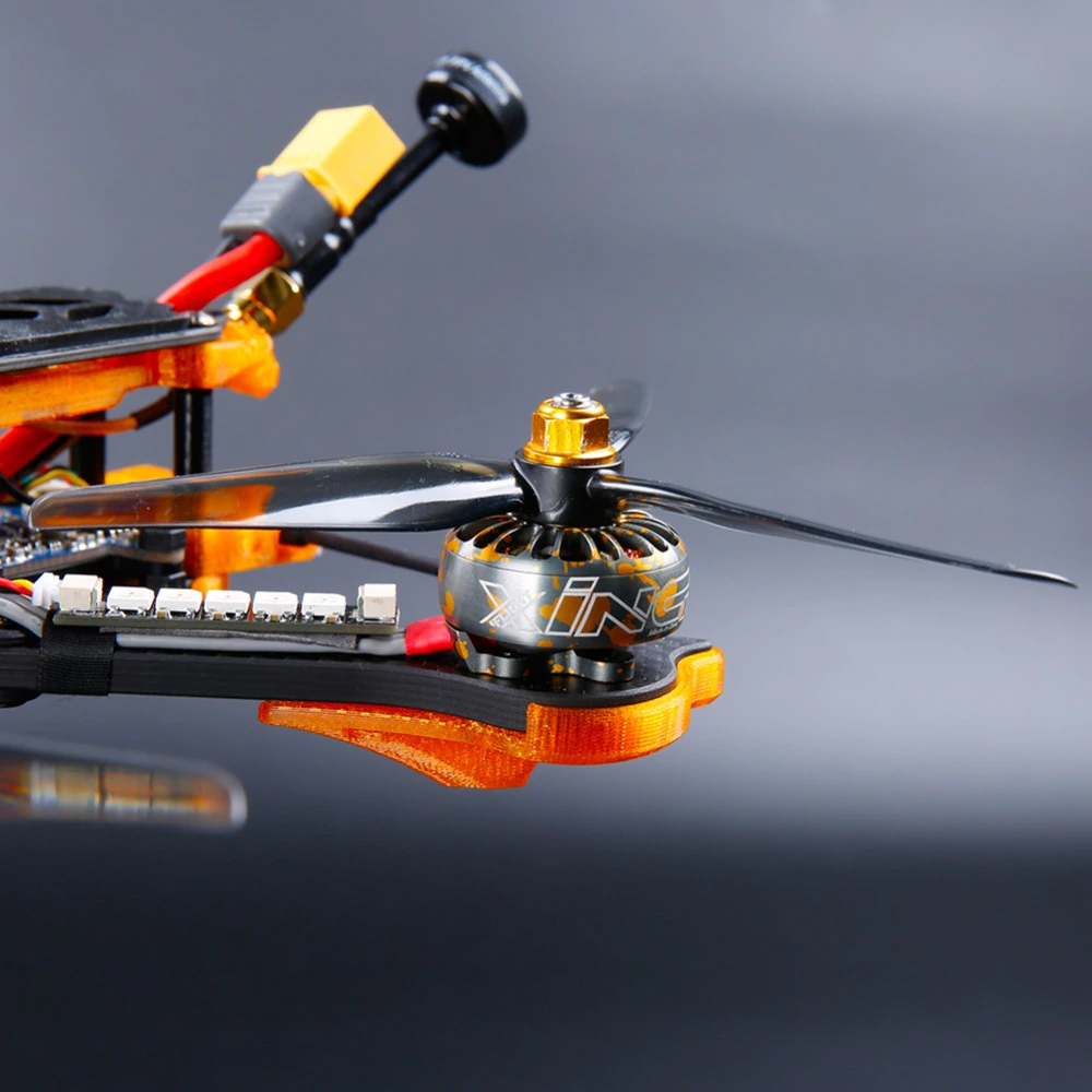 iFlight Cidora SL5 4S и 6S, мощный гоночный квадрокоптер