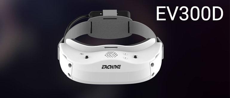 Eachine EV300D обзор