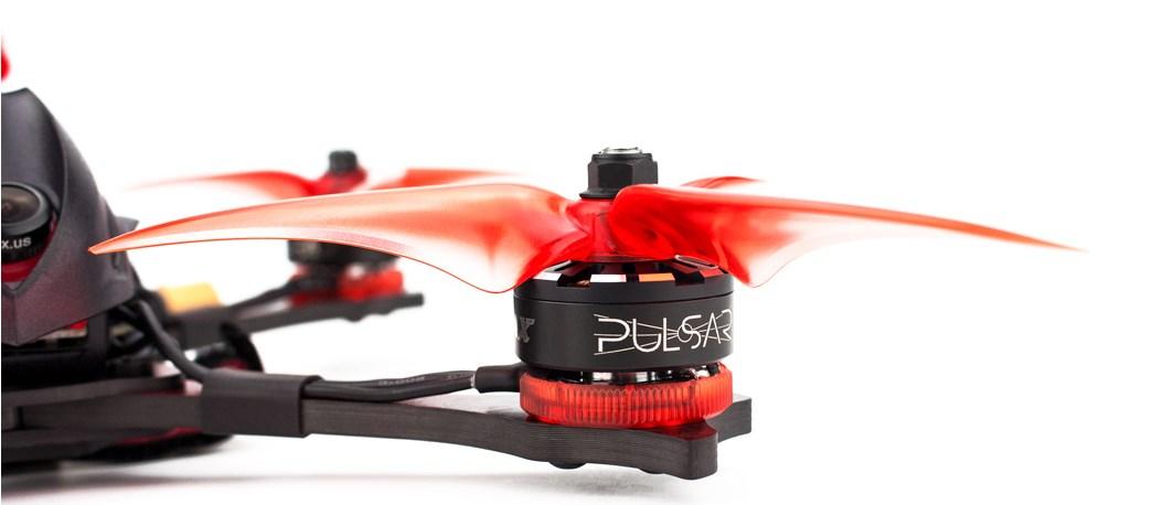 Hawk Pro и Hawk Sport - гоночные квадрокоптеры от EMAX
