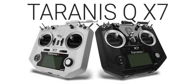 Обзор FrSky Taranis QX7