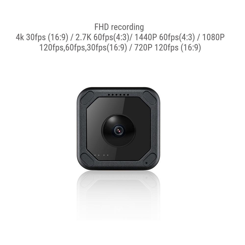 Caddx Orca - 4K HD экшен-камера для квадрокоптера