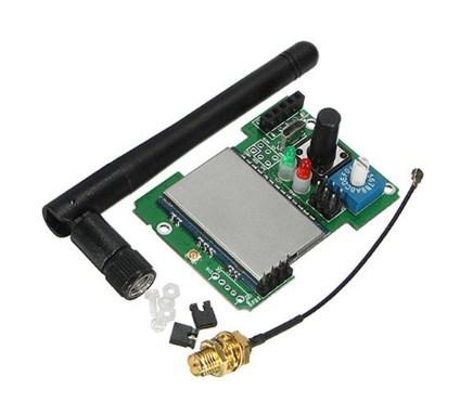 Multiprotocol TX Module: мультипротокольный TX модуль, обновление и прошивка