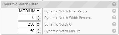 Bidirectional DSHOT и RPM-фильтрация. Настройка