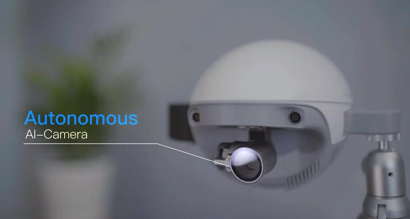 PowerVision PowerEgg X AI - многофункциональный дрон