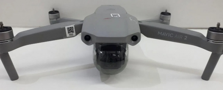 DJI Mavic Air 2 - новинка 2020