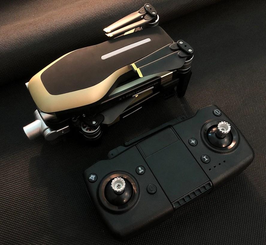 Funsky X1 Pro - бюджетный съемочный квадрокоптер