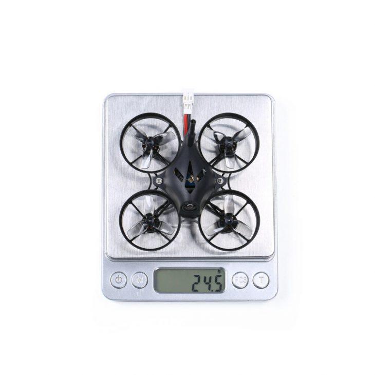 iFlight Alpha A65 микро FPV дрон - на весах