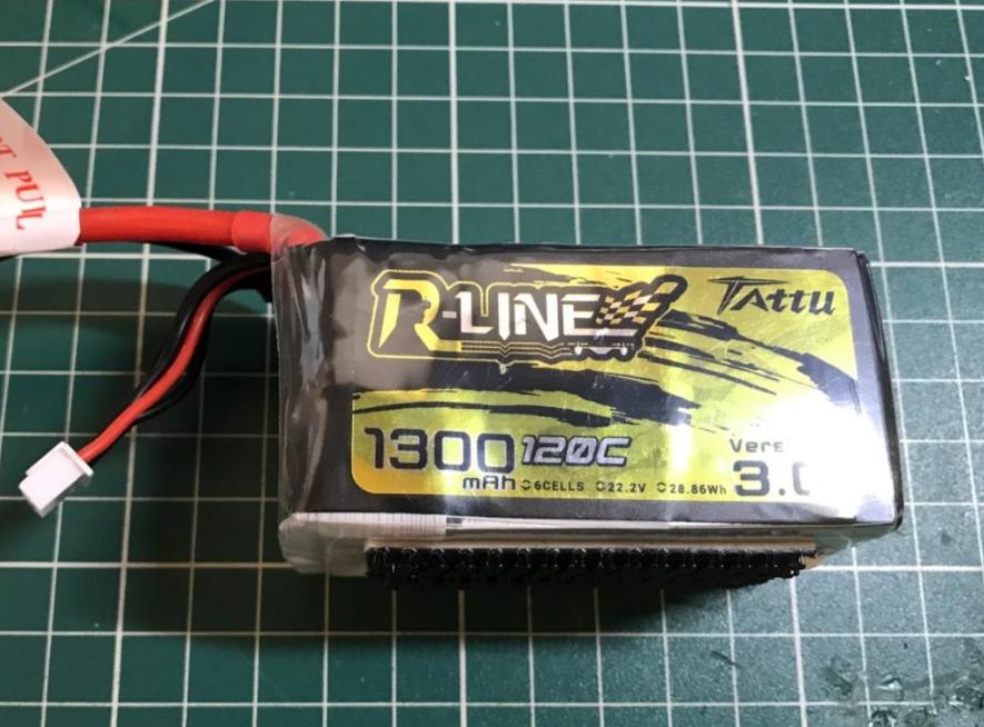 Tattu R-line 1300 mAh 6S - лучший аккумулятор для гоночного FPV квадрокоптера?