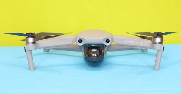 Mavic Air 2 - вид спереди