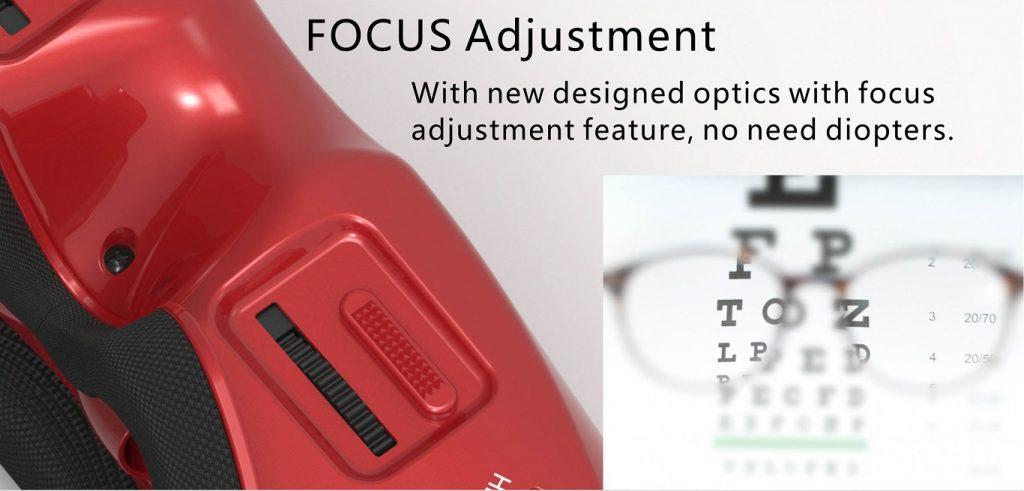 Eachine EV300O, OLED FPV очки