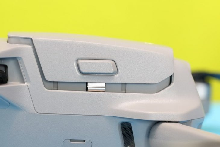 Обзор Mavic Air 2 - аккумулятор