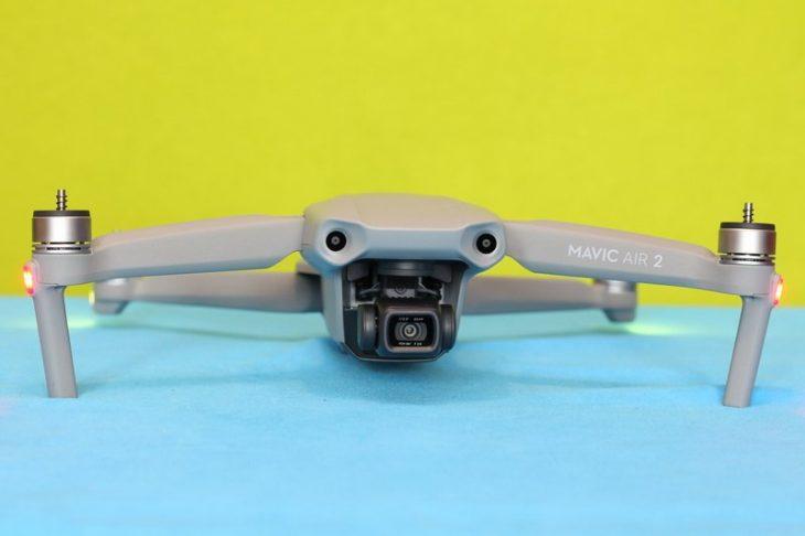 Обзор Mavic Air 2 вид спереди