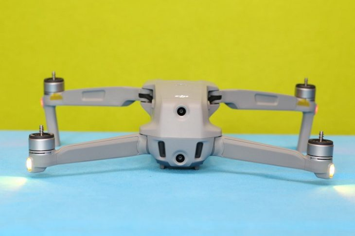 Обзор Mavic Air 2 вид сзади