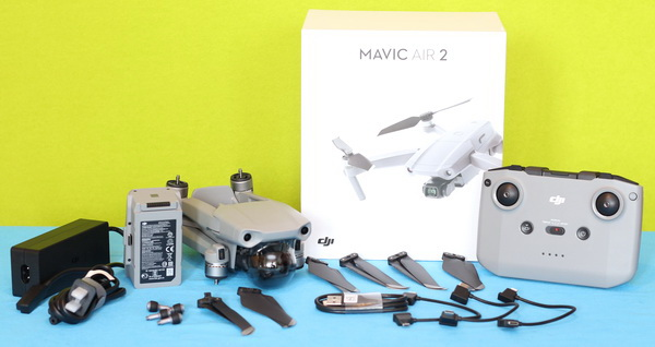 Mavic Air 2 комплект