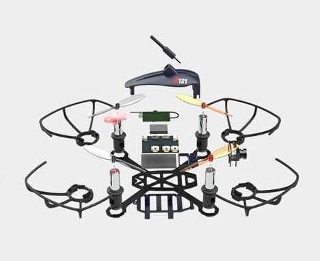 RadioLink F121 Eneopterinae: гоночный FPV дрон для начинающих