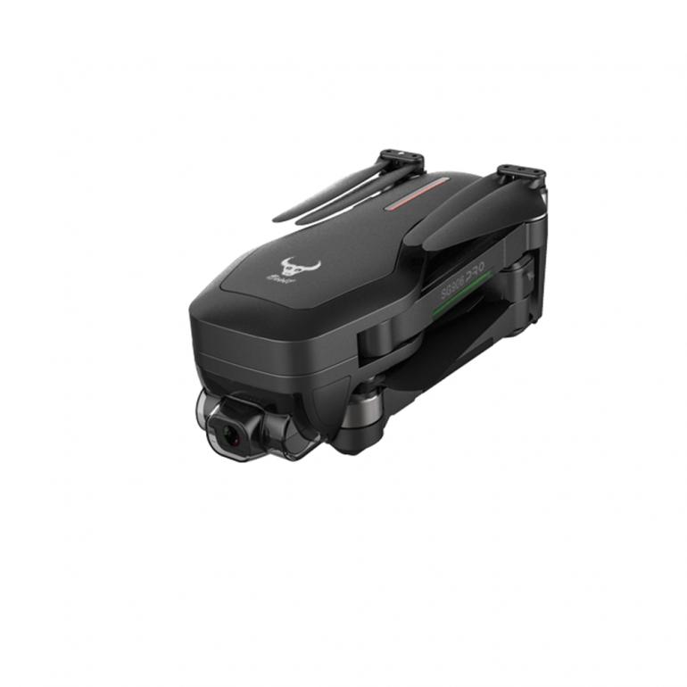 В сложенном виде - ZLRC SG906 Pro 2 квадрокоптер с 3-осевым подвесом и GPS