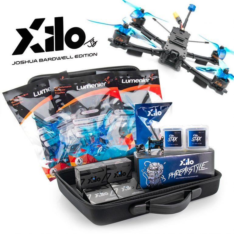 В пакетах XILO 5 Phreakstyle