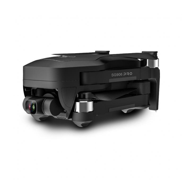 В сложенном виде 2 - ZLRC SG906 Pro 2 квадрокоптер с 3-осевым подвесом и GPS