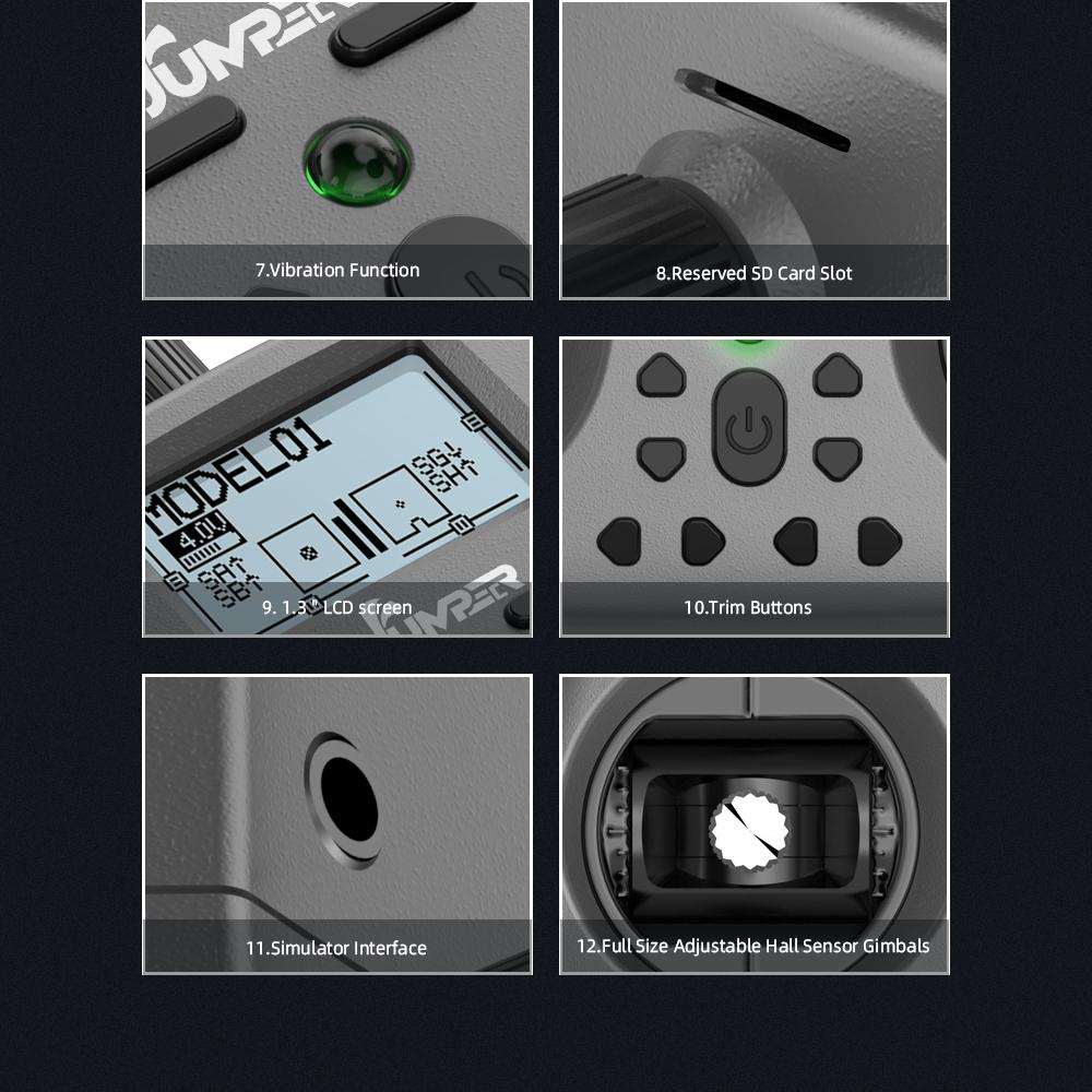 Новость: Jumper T-Lite мультипротокольная аппаратура управления