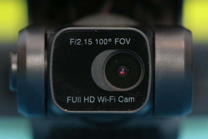 SJRC F11 4K Pro обзор съемочного квадрокоптера