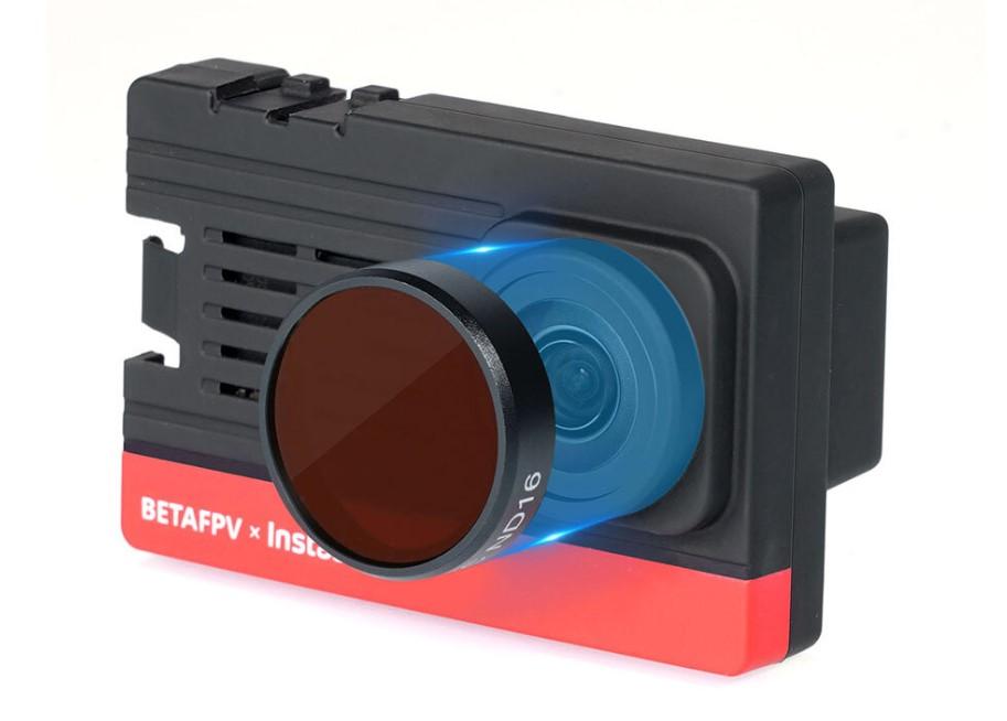 SMO 4K, сверхлегкая экшен-камера для квадрокоптера