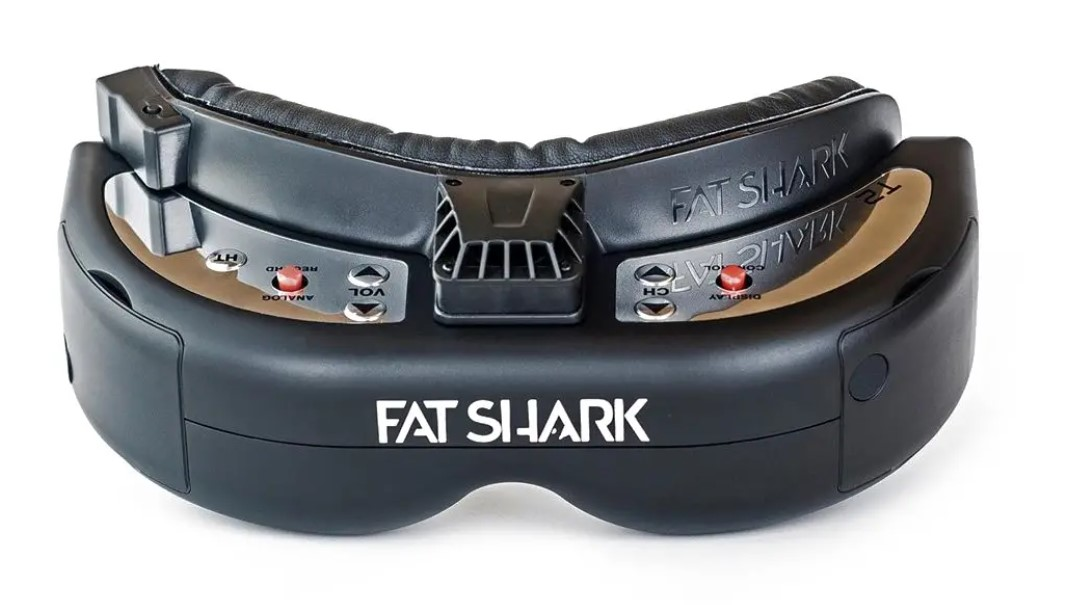 Fatshark Dominator HD2