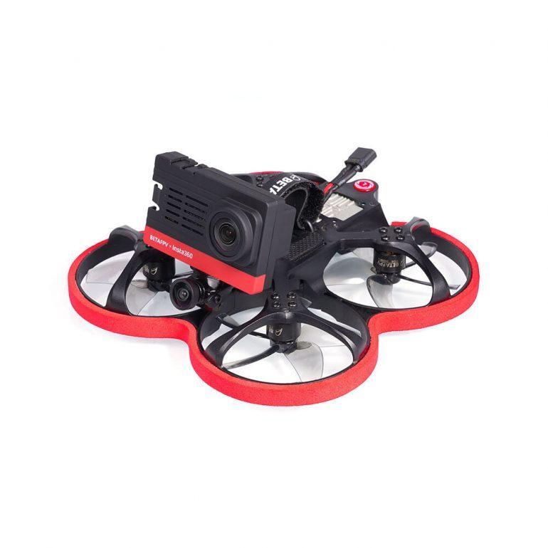 Insta360 SMO 4K на дроне