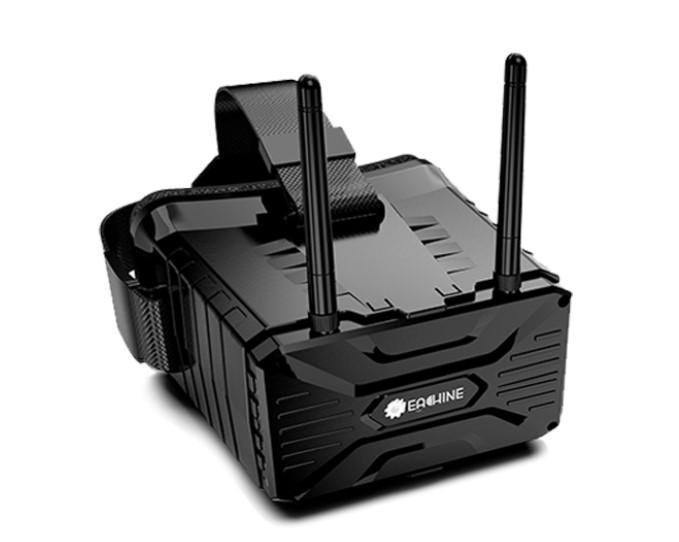 Eachine VR004 - FPV шлем и монитор, 2 в 1
