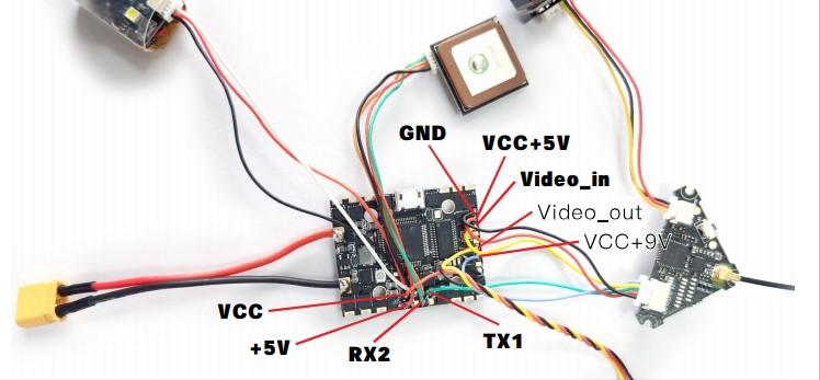 Eachine Novice-IV - готовый набор FPV квадрокоптера Long Range