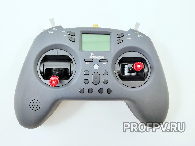 Обзор Jumper T-Lite: компактная аппаратура управления