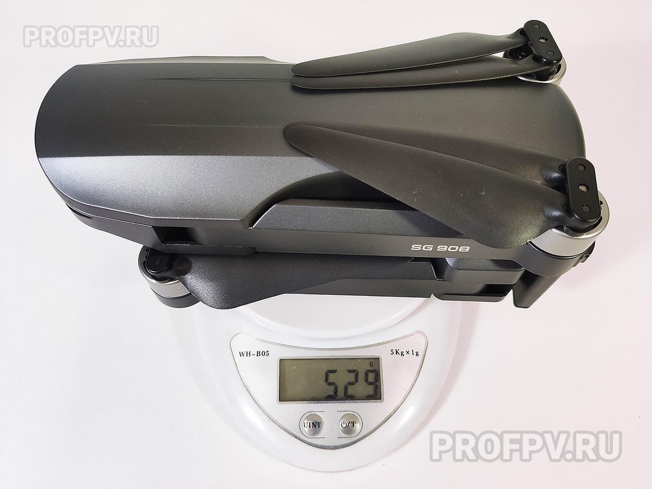 Обзор ZLL SG908: бюджетный съемочный квадрокоптер