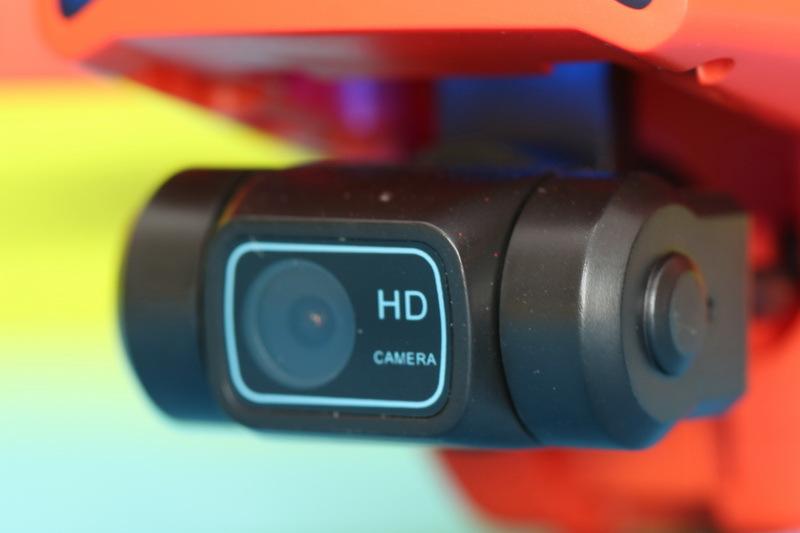 Обзор ZLL SG108 PRO: съемочный квадрокоптер для начинающих