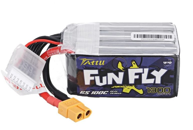 FunFly 1300mAh 6S