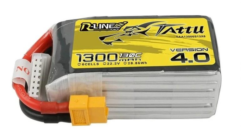R-Line 1300mAh 6S