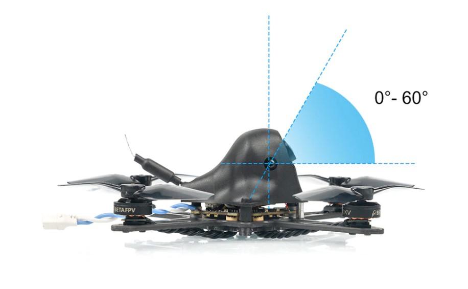 BetaFPV HX115 SE микро дрон (Toothpick)