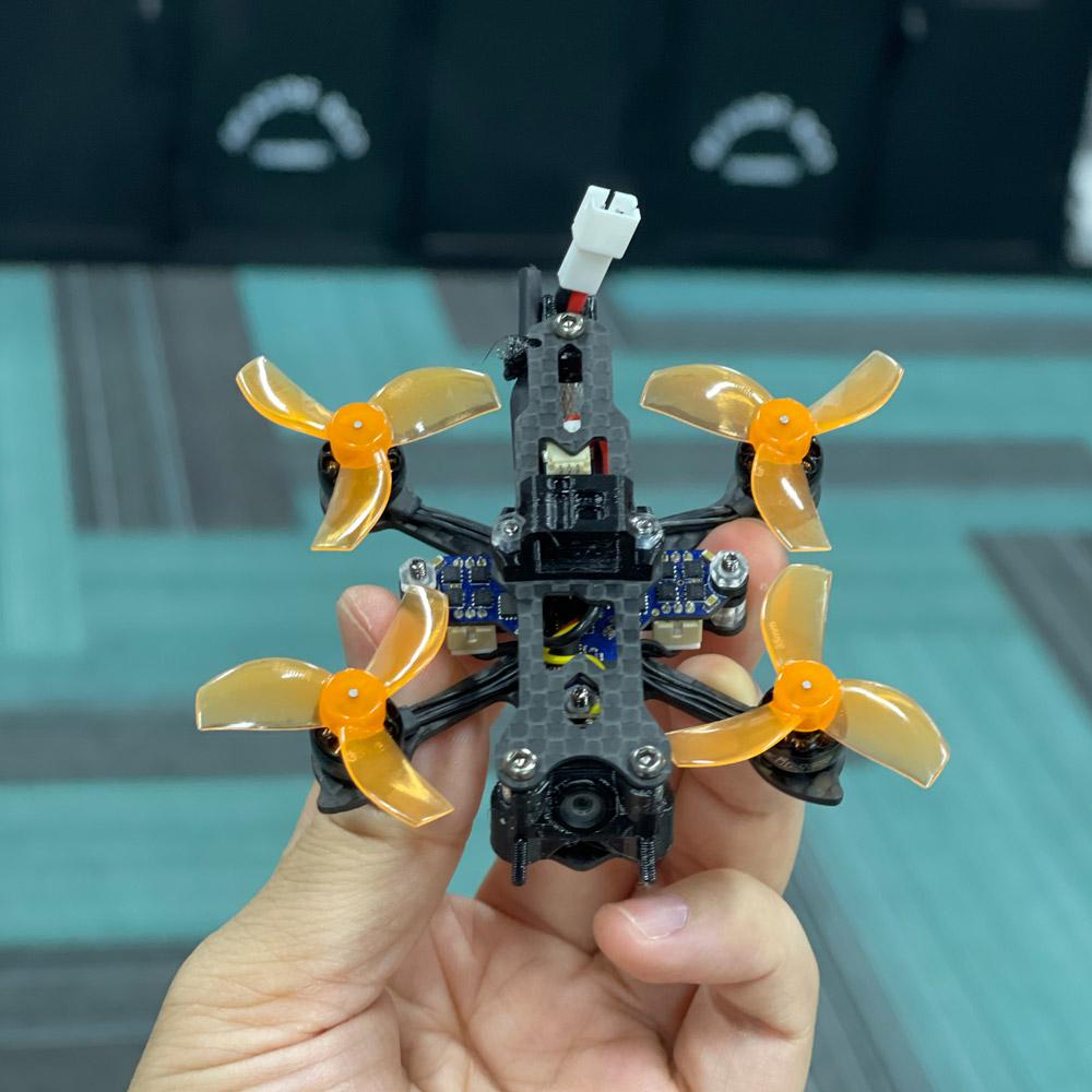 Baby Nazgul Nano от iFlight: гоночный микро квадрокоптер 1S