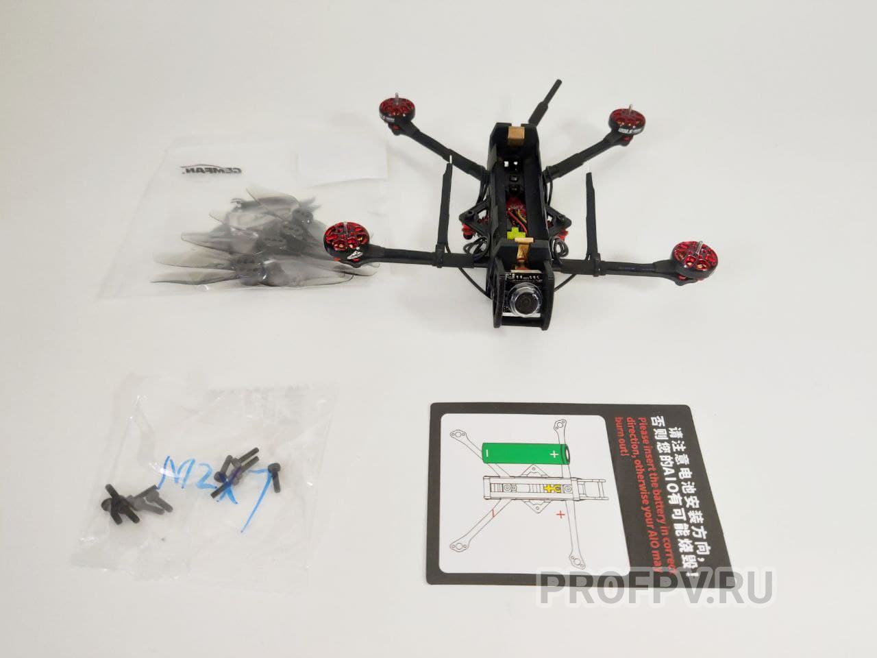 Обзор RekonFPV Rekon 3 Nano, микро дрон