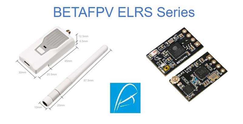 BetaFPV ELRS: RF-модуль на ExpressLRS для аппаратуры управления